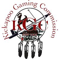Kickapoo Gaming Commission logo