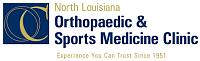 North Louisiana Orthopedic logo