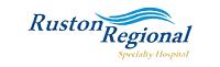 Ruston Regional Specialty Hospital logo
